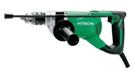 日立工機 HITACHI DW30B 木工用電気ドリル ブレーキ付 (チャックハンドル・サイドハンドル・ストッパ組)