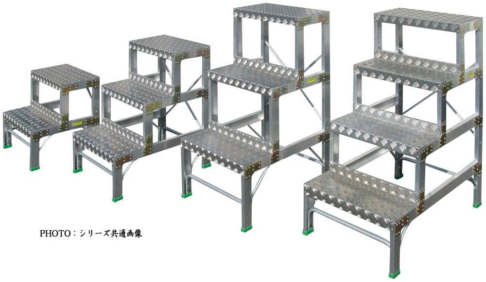 ナカオ G-031 G 作業台踏台