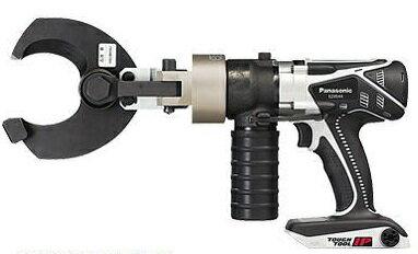 パナソニック 充電ケーブルカッター【EZ4544 K-H(グレー)】(アルミケース、ケーブルカッター刃付)(バッテリー、充電器)別売