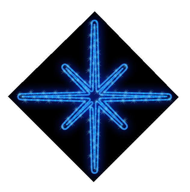 タカショー MKJ-708B アステロスター 青色