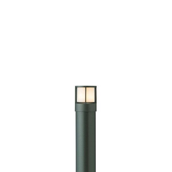 タカショー HFD-D46C スタイルポールライト 14型 ガード 100Vチャコールグリーン(電球色)