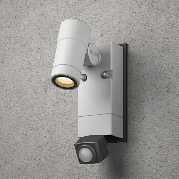 タカショー HBA-D19W 73611900 ウォールスポットライト オプティS人感センサー付 オフホワイト 電球色