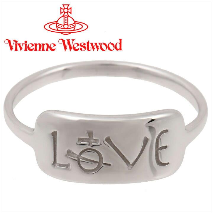 ヴィヴィアンウエストウッド リング 指輪 Vivienne Westwood ヴィヴィアン ボビーリング シルバー 【クリスマス プレゼント】