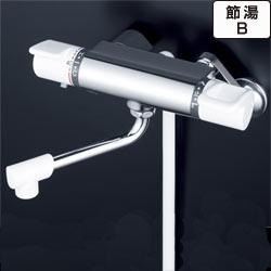 KVK水栓金具【KF880R2】サーモスタット式シャワー