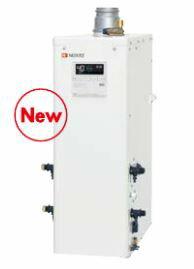ノーリツ 石油ふろ給湯器【OTQ-4705SAF】(リモコン付) 設置フリー型 オート 直圧 角(上方排気) 屋内・屋外兼用据置形 (旧品番OTQ-4704SAF)