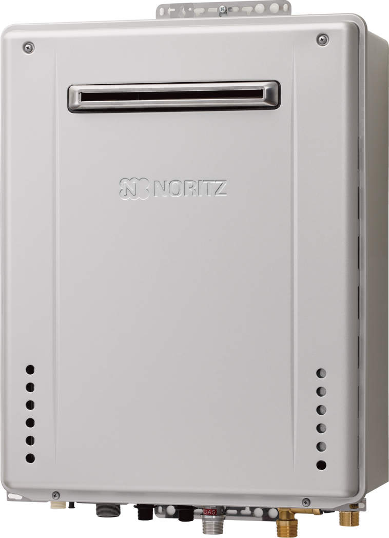 ###♪ノーリツ ガスふろ給湯器【GT-C2062PAWX BL】設置フリー形 エコジョーズ 屋外壁掛型 20号 プレミアム UV除菌ユニット搭載