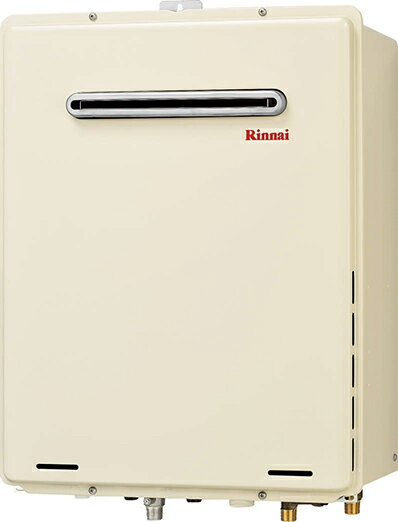リンナイ ガスふろ給湯器【RUF-A2005SAW(A)-TS】耐硬水仕様品 オート 屋外壁掛・PS設置型 20号