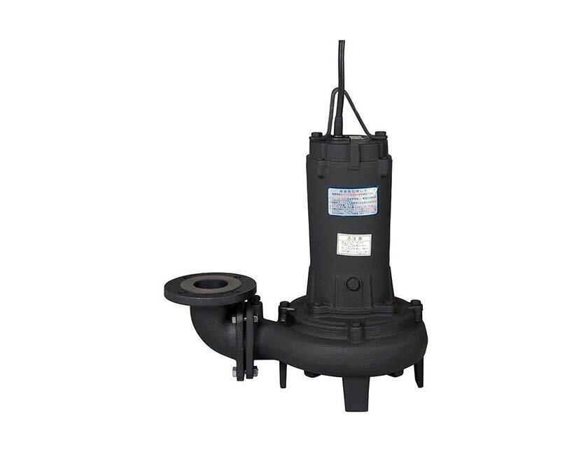 エバラ/荏原【100DLB57.5】50Hz DL型 汚水・汚物用水中ポンプ 三相200V