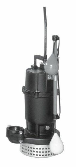 エバラ/荏原【50DSA53.7】50Hz DSA型 汚水用水中ポンプ 三相200V
