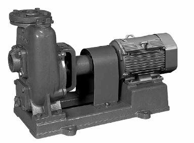 川本 自吸うず巻ポンプ 4極 50Hz【FS655M4ME1.5】三相200V 1.5kW FS(4)形 セルスーパー