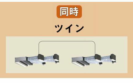 ###日立 業務用エアコン【RCB-GP160RSHP2】ビルトイン 同時ツイン 6.0馬力相当 三相200V