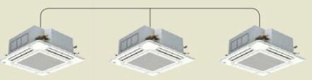 ###日立 業務用エアコン【RCI-AP335EAG5】冷房専用機 てんかせ4方向 三相200V 12.0馬力相当 同時トリプル