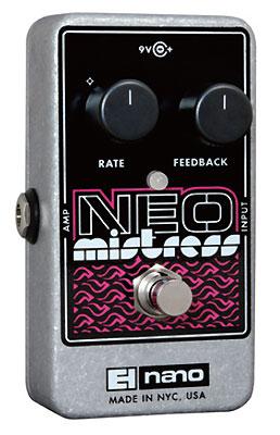 Electro Harmonix Neo Mistress 【フランジャー】 【期間限定新品特価!】