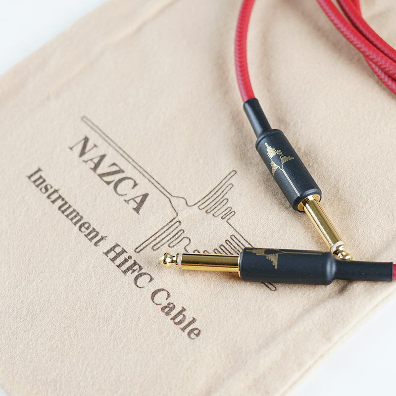 "NAZCA Instrument HiFC Cable ""Red"" 7m S/S"