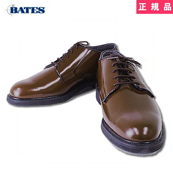 【正規品】【SALE】BATES(ベイツ)Men's(メンズ)  OXFORD LEATHER SHOES(オックスフォードレザーシューズ) ブラウン