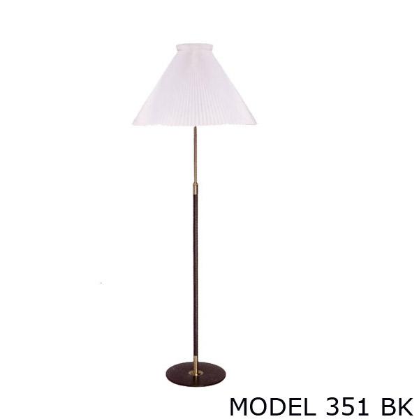 レ・クリント MODEL KF351BK フロアランプ351BK レクリント Le Klint 照明 シェード フロアライト スタンドライト ハンドメイド ハンドワーク 【送料無料】