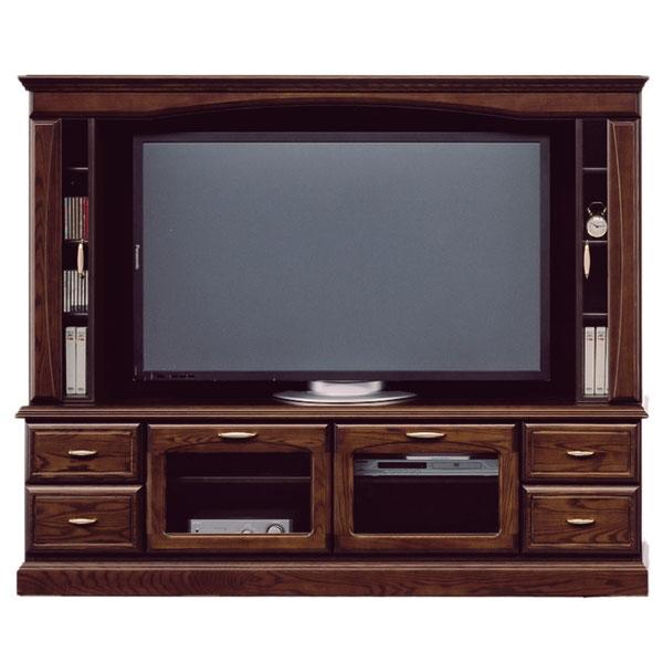 テレビ台 TVボード Middle TV Board 60プラズマTV(M) リビングルームに、上品な存在感を 【 Bourbon バーボン 】【送料無料】