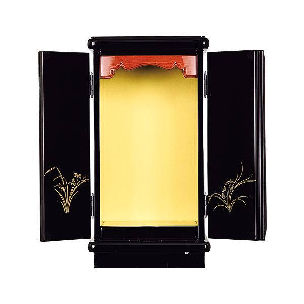 塗りモダン上置 【あずみ】 二枚戸 モダン仏壇 現代のライフスタイルに合わせた新しい仏壇