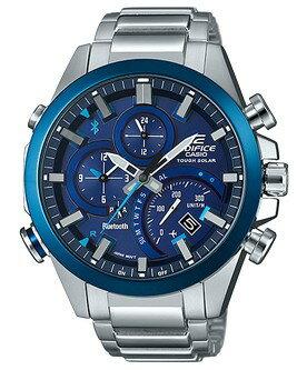 【送料無料】CASIO・カシオ 腕時計 EDIFICE エディフィス TIME TRAVELER EQB-501DB-2AJF【楽ギフ_包装】
