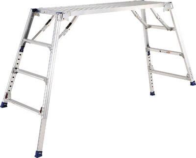 ピカ 可搬式作業台ダイナワークタフ DXA型 高さ1051~1482mm DXA15A