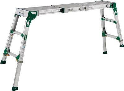 アルインコ 伸縮足場台 1.03~1.46m 最大使用質量120kg VSR1409F