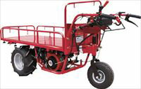 CANYCOM 歩行型ホイール運搬車こまわりくん( 250kg積載) EK404MF