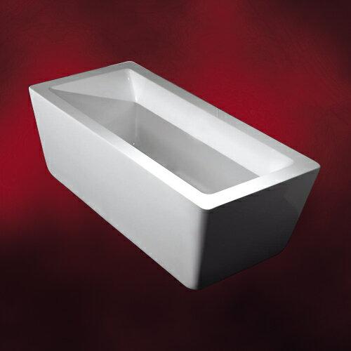 バスタブ(置き型・浴槽・お風呂) サイズW1700×D750×H570 INK-0202023H