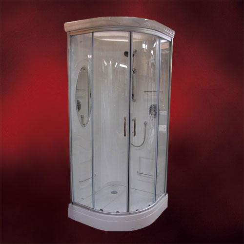 ガラスシャワーブースFRP素材(節水タイプシャワーヘッド・シャワールーム・シャワーユニット)INK-JZT949CH2【smtb-td】