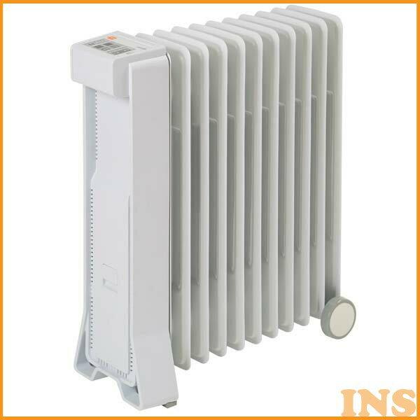ユーレックス オイルヒーター RF11ES IW(電気ヒーター/電気ストーブ/暖房)【B】【D】【送料無料】