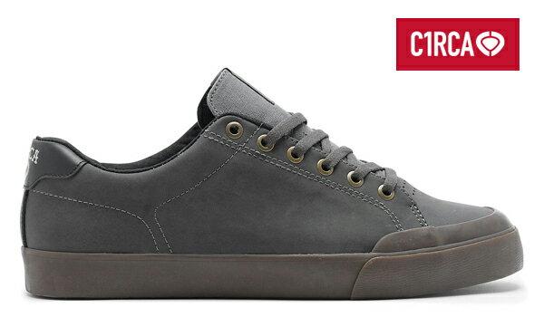 国内最安値 【C1RCA】AL50R <Adrian Lopez Signature Model>カラー:graphite/gum 【サーカ/CIRCA】【エイドリアン・ロペス】【スケートボード】【シューズ】