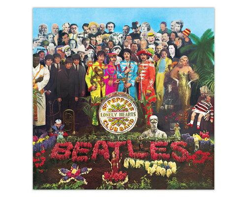 世界限定生産1000セット ACMEザ・ビートルズコレクション『SGT PEPPER'S LONELY HEARTS CLUBBAND(サージェントペッパーズロンリ-ハートクラブバンド』