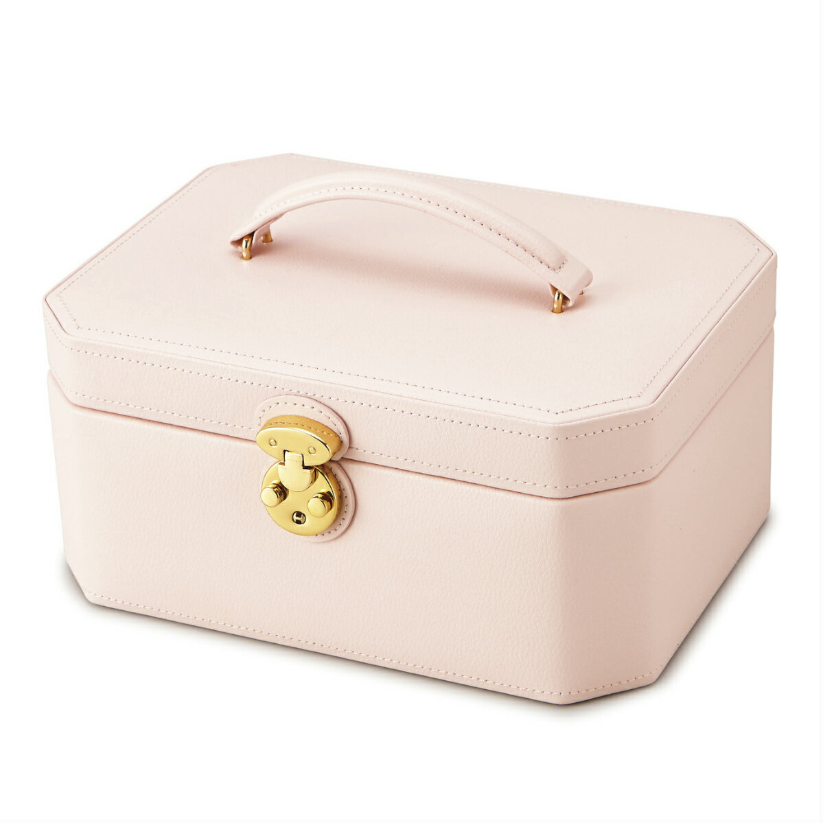 【代引き不可】【納期指定不可】【Leather Jewel Case Collection】レザージュエルケース