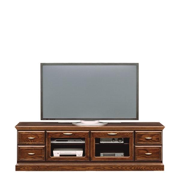 テレビ台 テレビボード 幅180 TVボード テレビボード ロータイプ 高級家具 完成品 アンティーク リビングボード 送料無料 楽天 通販