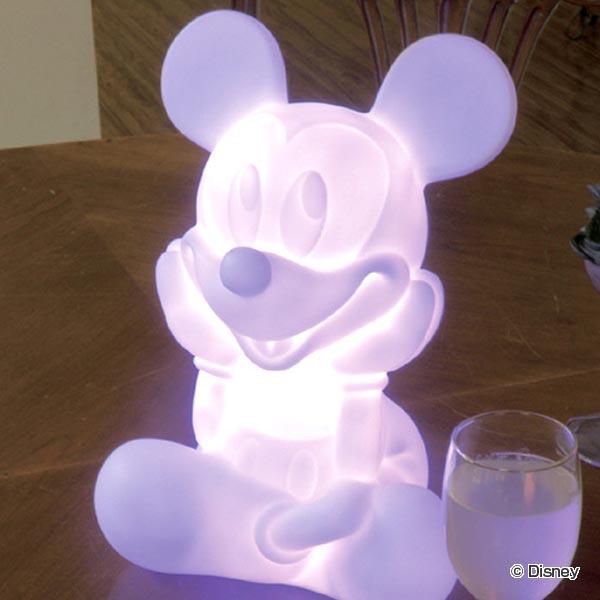 LEDインテリアライト ミッキーマウス ( 送料無料 イルミネーション ライト 飾り ディスプレイ 照明 LED ディズニー おしゃれ セトクラフト )