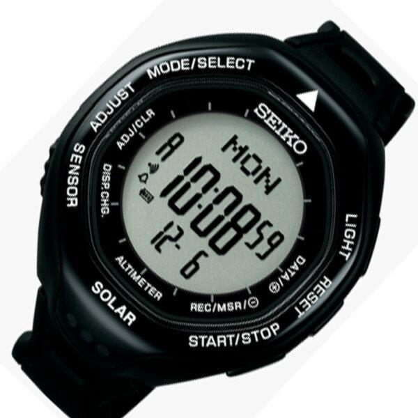 【期間限定】【ポイント2倍】(~9/19 09:59) セイコー SEIKO プロスペックス ソーラー 腕時計 SBEB001 ブラック 国内正規 メンズ