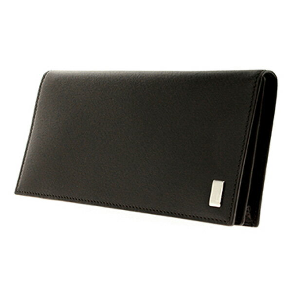 ダンヒル DUNHILL 長財布 FP7000E-BLK ブラック メンズ