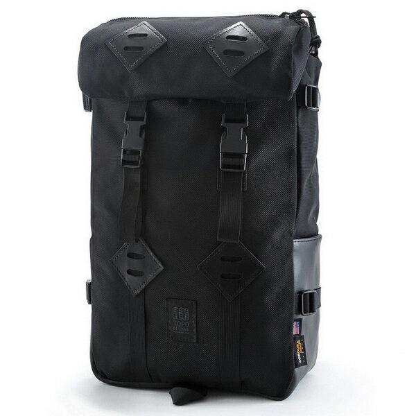 トポデザイン TOPO DESIGNS リュックサック ROVER PACK TDKS015-BBBKLT ブラック ユニセックス 【ラッピング不可】