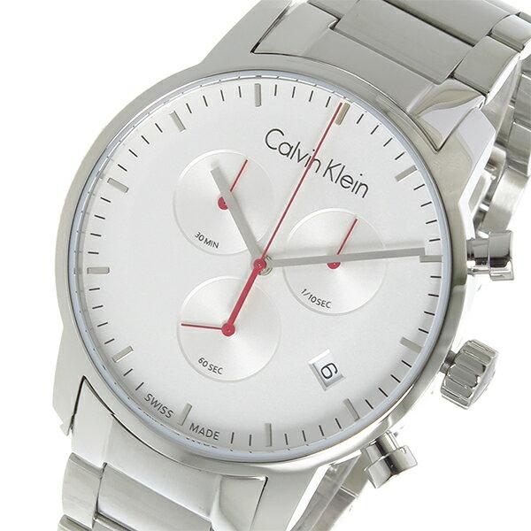 カルバン クライン CALVIN KLEIN クオーツ 腕時計 K2G271Z6 シルバー メンズ