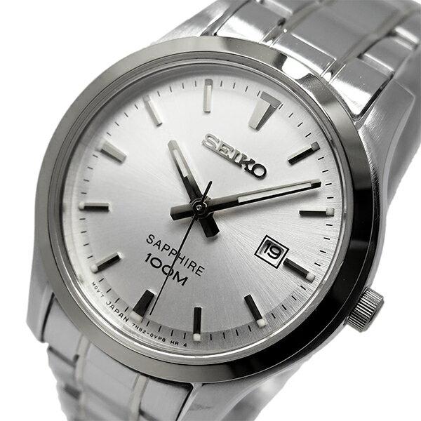 【期間限定】【ポイント2倍】(~9/19 09:59) セイコー SEIKO クオーツ 腕時計 SXDG61P1 シルバー レディース