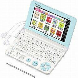 電子辞書 EX-word XD-SK2800 (100コンテンツ/小学生高学年モデル/ホワイト) カシオ計算機 XD-SK2800WE
