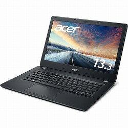 TMP238G2M-S58UL6 (Core i5-7200U /8GB/256G SSD/ドライブなし/13.3/Windows 10 Pro(64bit) /Office2016Personal/ブラック) Acer TMP238G2M-S58UL6