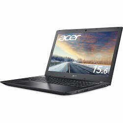 TMP259G2M-A54QB6 (Core i5-7200U /4GB/128G SSD/DVDドライブ/15.6/Windows 10 Pro(64bit) /Office2016H&B/ブラック) Acer TMP259G2M-A54QB6