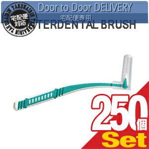 【当日出荷】【ホテルアメニティ】【歯間ブラシ】【個包装】業務用 L字歯間ブラシ (INTERDENTAL BRUSH) x 250個セット