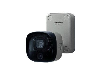 パナソニック VL-WD712K テレビドアホン センサー付屋外ワイヤレスカメラ 電源コード式 【VLWD712K】