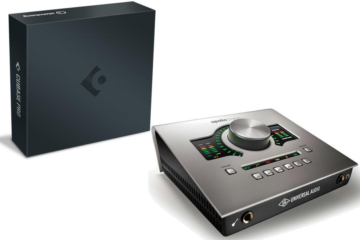 6a8390c05f70 Steinberg / Cubase Pro 9.5 × Universal Audio / Apollo Twin USB 【DAWセット】 一番良い