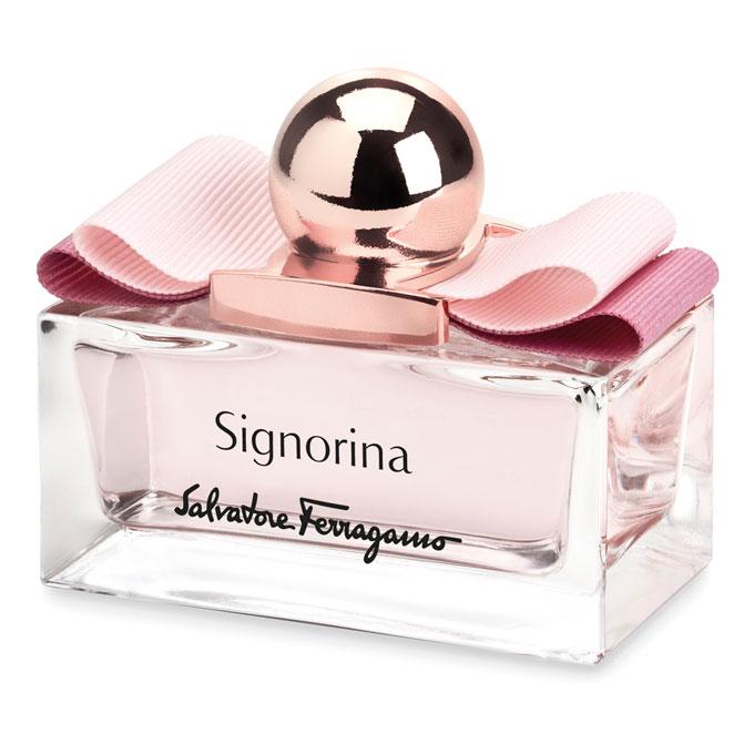 【サルヴァトーレ フェラガモ】シニョリーナ オーデパルファム 100mL  【香水 フレグランス 】