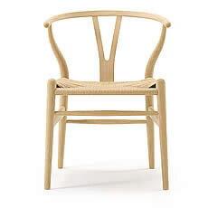 Yチェア (アッシュ材 座面ナチュラル ソープ塗装) Yチェア ハンス・J・ウェグナー 椅子 チェア カールハンセン ダイニングチェア
