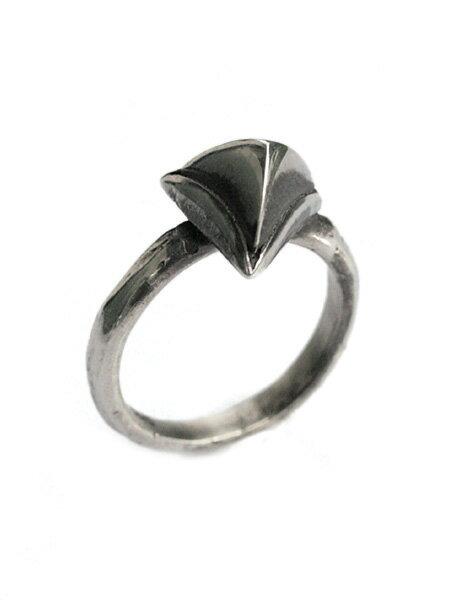 HARIM(ハリム)one studs ring (トライアングル) / [HRR022] リング 指輪 シルバー メンズ レディース【送料無料】