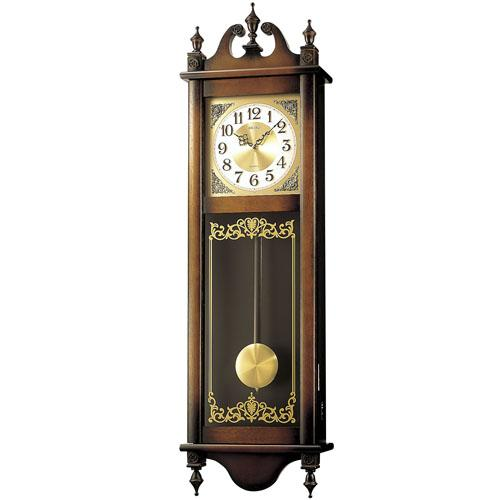 【SEIKO】 【セイコー】 報時付き掛時計 チャイム&ストライク RQ306A