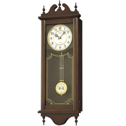 【SEIKO】 【セイコー】 報時付き掛時計 チャイム&ストライク RQ309A
